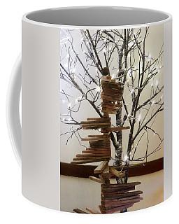 Tree Of Lights Coffee Mug