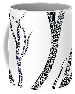Tree Of Strength Coffee Mug