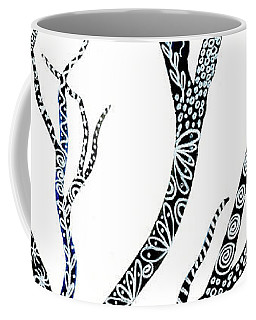 Tree Of Strength Coffee Mug