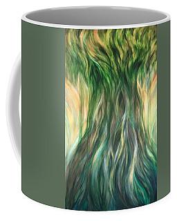 Tree Of Wisdom Coffee Mug