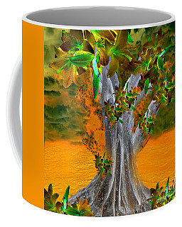 Tree Of Yesterday Coffee Mug