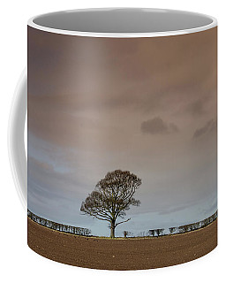 Coffee Mug featuring the photograph Tree by RKAB Works