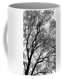 Tree Silhouette Series 1 Coffee Mug