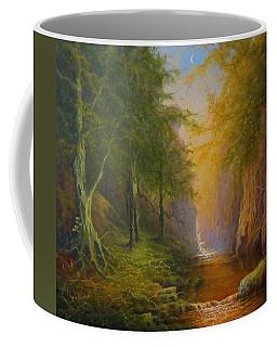 Fairytale Forest Tree Spirit Coffee Mug