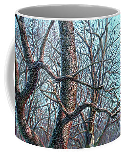 Tree Study Coffee Mug