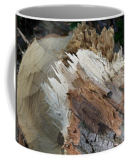 Tree Stump Coffee Mug