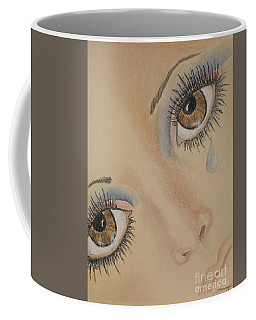 Tree Tears Coffee Mug