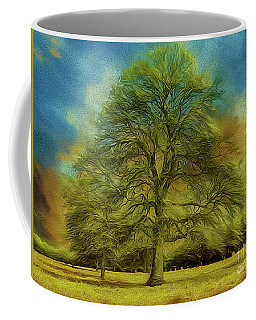 Tree Three Coffee Mug