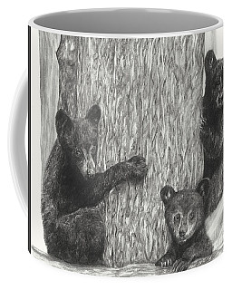 Tree Trio  Coffee Mug by Meagan  Visser