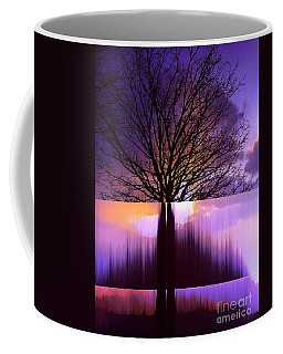 Disturbing The Rule Of Thirds Coffee Mug