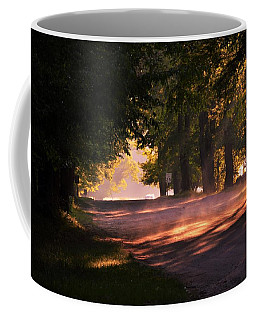 Tree Tunnel Coffee Mug