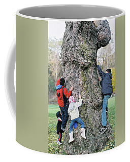 Tree Urchins Coffee Mug