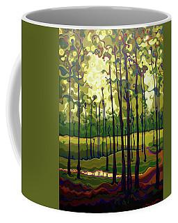 Treecentric Summer Glow Coffee Mug