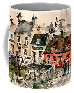 Treekiing In Doolin, Clare Coffee Mug