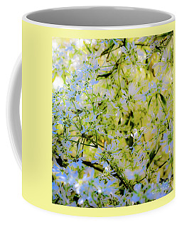 Coffee Mug featuring the photograph Trees And Leaves by D Davila