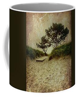 Trees By The Sea Coffee Mug