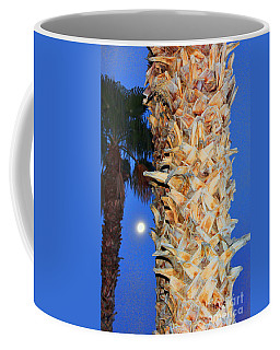 Trees Capture Sun Coffee Mug