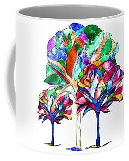 Trees Of Hope Coffee Mug