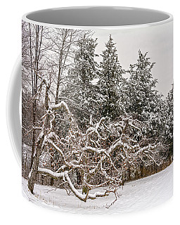 Trees Of Winter Coffee Mug