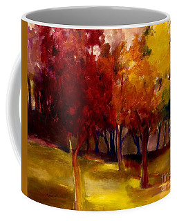 Treescape Coffee Mug