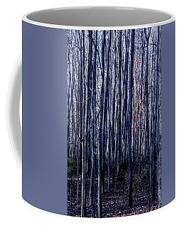 Treez Blue Coffee Mug