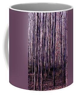 Treez Magenta Coffee Mug