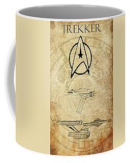 Trekker Coffee Mug