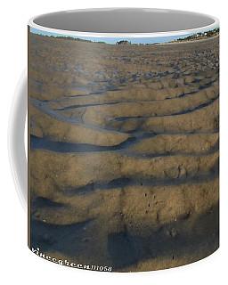 Trekking Alien Terrain Coffee Mug