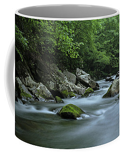 Coffee Mug featuring the photograph Tremont by John Gilbert