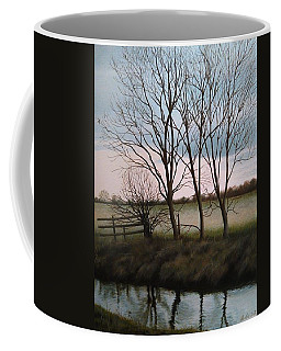 Trent Side Coffee Mug