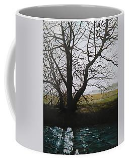 Trent Side Tree. Coffee Mug