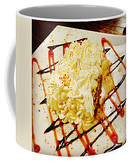 Coffee Mug featuring the photograph Tres Leches by The Art of Alice Terrill