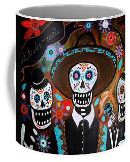 Tres Mariachis Coffee Mug