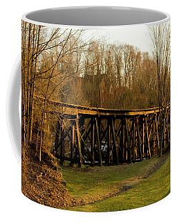 Tressel View Sunset  Coffee Mug