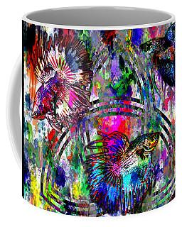 Triad Coffee Mug