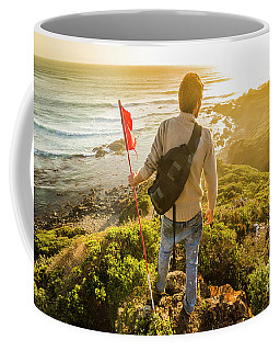 Trials And Triumphs  Coffee Mug