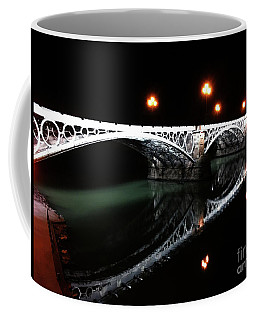 Triana Bridge Coffee Mug