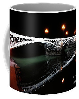 Triana Bridge Coffee Mug