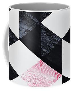 Triangle Geometry Coffee Mug