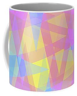 Triangle Jumble 2 Coffee Mug