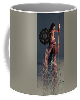 Tribal Warrior Coffee Mug