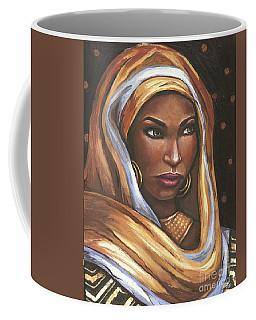 Tribal Woman Coffee Mug