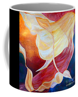 Tribute To An Angel Coffee Mug