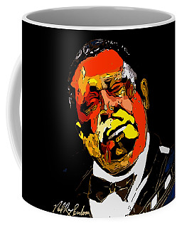 tribute to BB King reworked Coffee Mug