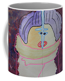 Tribute To C. Brancusi Coffee Mug