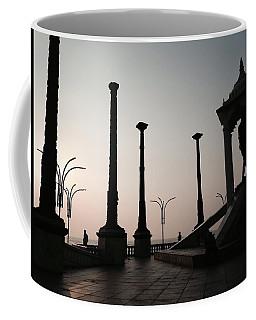 Tribute To Gandhi  Coffee Mug