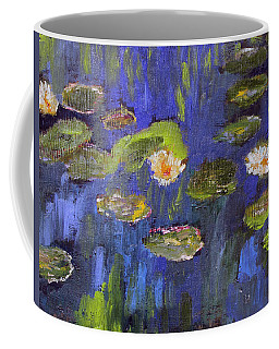 Tribute To Monet Coffee Mug