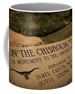 Tribute To The Cowboy Coffee Mug