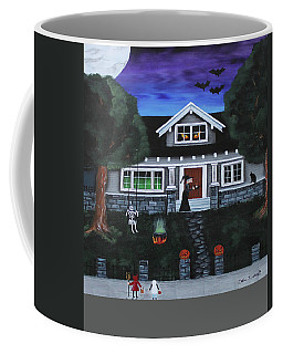 Trick-or-treat Coffee Mug