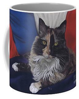 Tricolore Coffee Mug